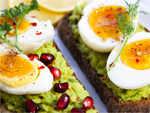 Egg whites can harm your kidneys