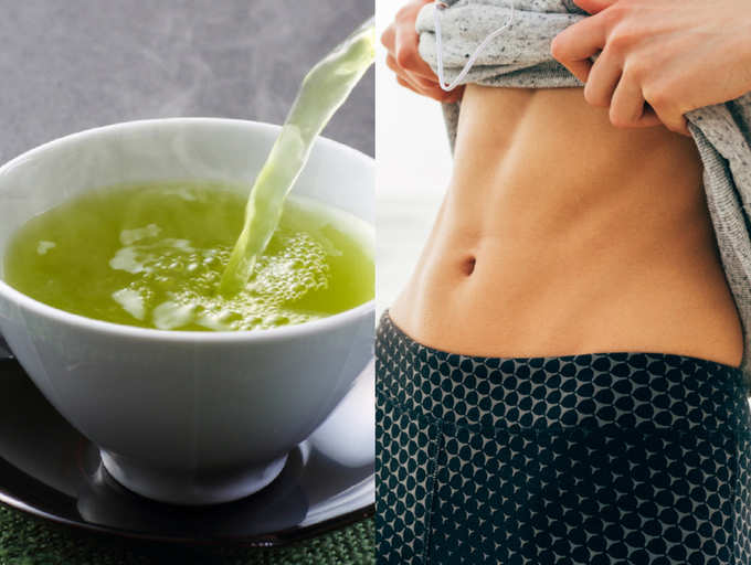 Weight Loss How Much And When Should You Have Green Tea The Times Of India
