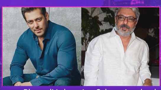 Is Salman Khan involved in casting of 'Inshallah' by Sanjay Leela Bhansali?
