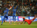 Rohit Sharma executes a brilliant run out