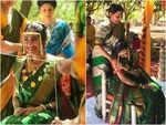 Maharashtrian style wedding