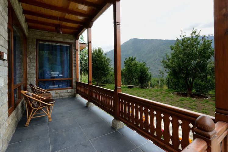 ​Treetops Cottages, Manali