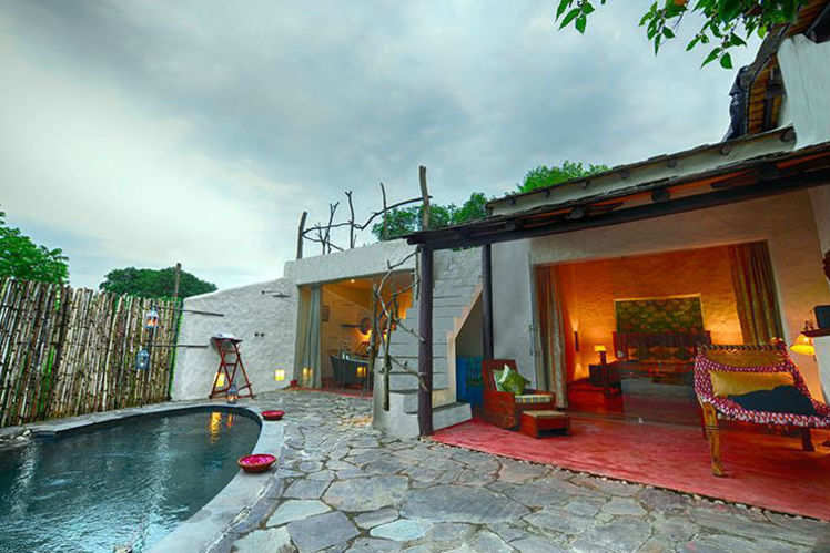 ​Paatlidun Safari Lodge, Nainital