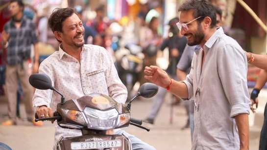 Makers of 'Angrezi Medium' beef up security on the sets for Irrfan Khan