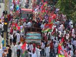 Akhilesh- Mayawati zindabad