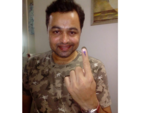 Subodh Bhave after voting