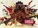 A look at the quirky poster of Darbar