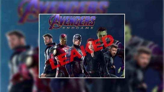 'Avengers: Endgame' leaked online hours before US release