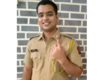 This Mumbai policeman is a first time voter
