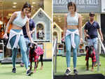 ​Disha Patani's love for dogs