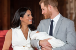 Megan Markle and Price Harry welcome babay Archie