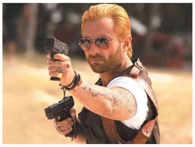 Story of how Saif Ali Khan prepared for his role in 'Go Goa Gone' will leave you puzzled