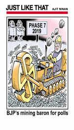 Mining Baron