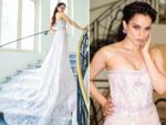 Kangana flaunts princess-like look at the red carpet