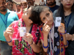 Conjoined twins cast their votes separately in Patna