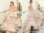 Diana Penty dressed to kill in Cannes red carpet