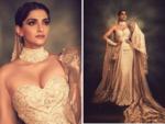 Sonam turns into a modern-day 'Maharani'