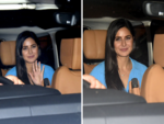 Katrina Kaif arrives in style
