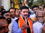 Rahul Shewale gets another term in Mumbai South Central
