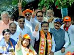 Gajanan Kirtikar of BJP shines in Mumbai North West