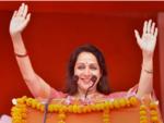 Hema Malini is back in power