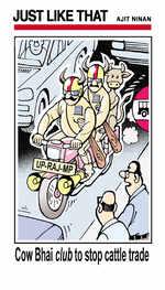 'Cow bhai club'
