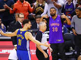 ​Raptors win 118-109 against Warriors in Game one of NBA finals​