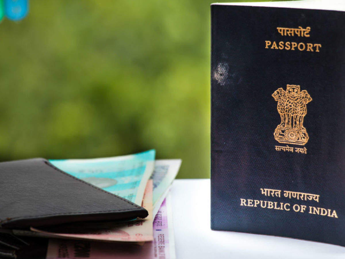 Renewing Passport In India The Detailed Process And All That You Should Know India Times Of India Travel