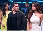 Salman Khan, Katrina Kaif meet Shilpa Shetty Kundra