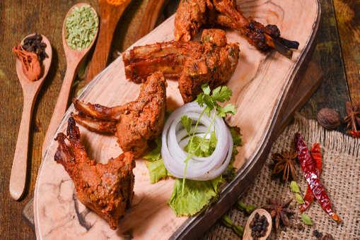 Mutton Burra Kebab
