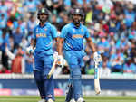 Indian openers lay foundation for the massive total