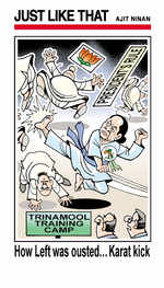Trinamool Training