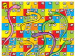 ​Snakes and ladders