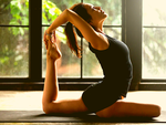 ​Health benefits of power yoga