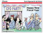 Happy New Fiscal Year