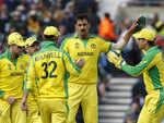 Mitchell Starc seals the match for Australia