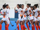 Indian women's hockey team beat Fiji 11-0