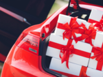 Showering expensive gifts
