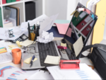 Disorganised people are more goal-oriented