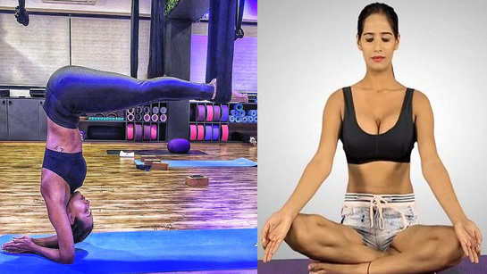International Yoga Day: From Malaika Arora to Poonam Pandey, Bollywood celebrities who vouch for Yoga