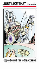 Budget session