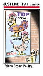 Telugu Desam Poultry