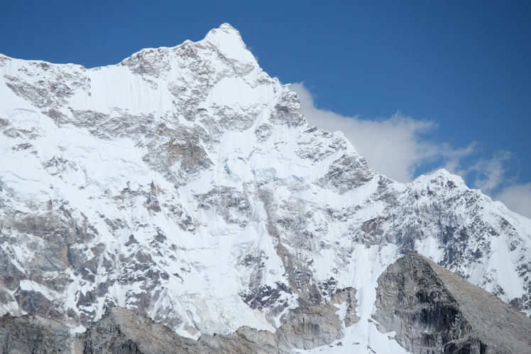 An insight into the legend of the tallest 'unclimbed' mountain in the world