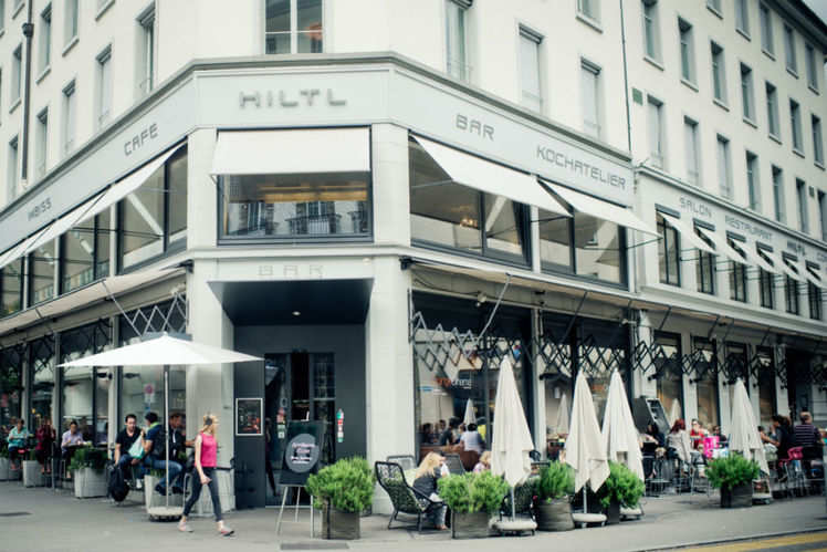 When in Zurich, take a culinary trip at the world's oldest vegetarian restaurant