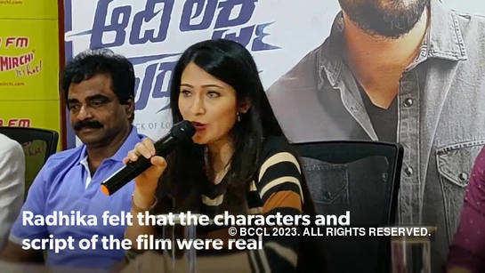 Radhika Pandit talks about why she chose Adi Lakshmi Purana
