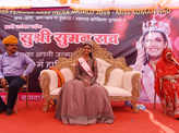 fbb Colors Femina Miss India 2019 Suman Rao's homecoming