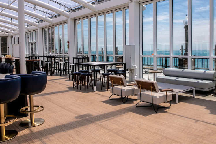 The largest rooftop bar in the world is now open in ...