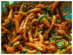 Aloo Bhujia Curry