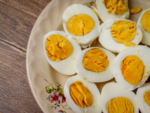 ​Hard boiled eggs