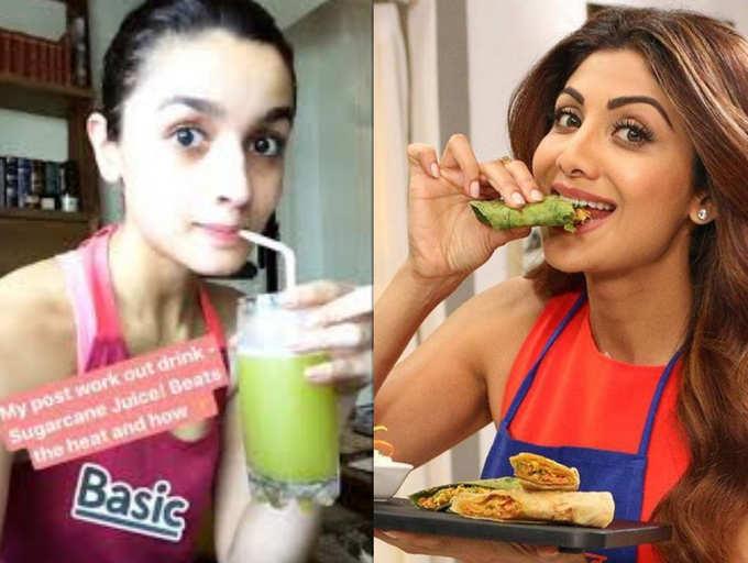 indian celebrity diet plan